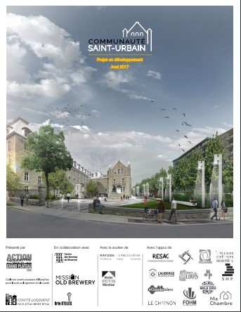 Communauté Saint-Urbain, Projet en développement