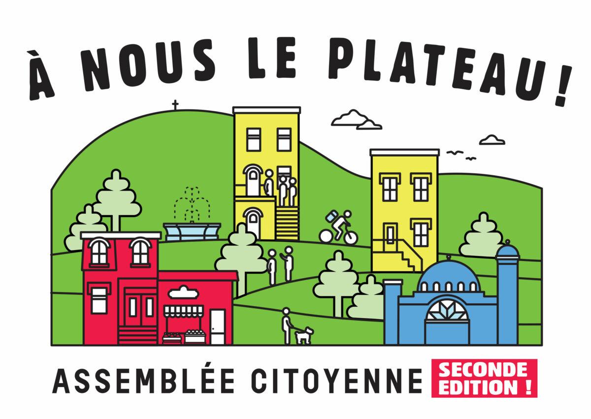 logo A nous le Plateau! Seconde édition